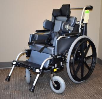 Type of Wheelchair Sent for Sharon